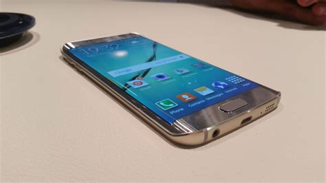 Samsung Galaxy S6 Edge 64gb Ume Gold Platinum samsung galaxy s6 edge gold platinum unboxing wroc awski informator internetowy wroc aw