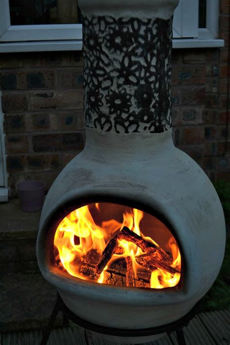How To Season A Chiminea keep cosy on summer autumn nights with a chiminea tidylife