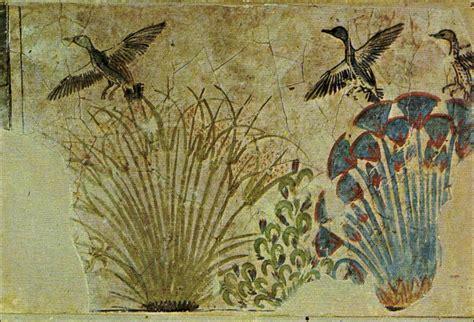 Imagenes De Flores Egipcias | arte egipcio