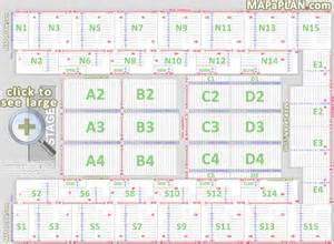 sse wembley arena london seat numbers detailed seating