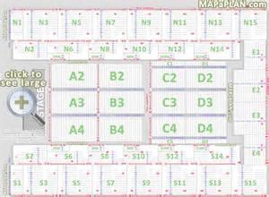 Wembley Arena Floor Plan | sse wembley arena london seat numbers detailed seating