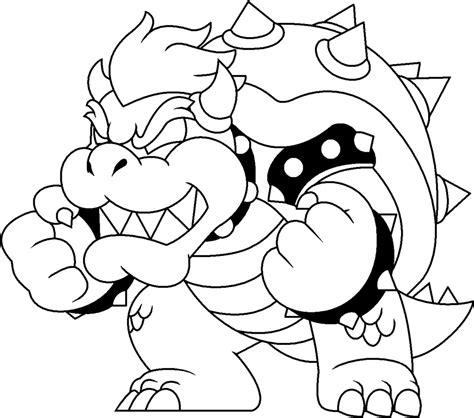 imagenes para colorear videojuegos dibujos de super mario para colorear e imprimir
