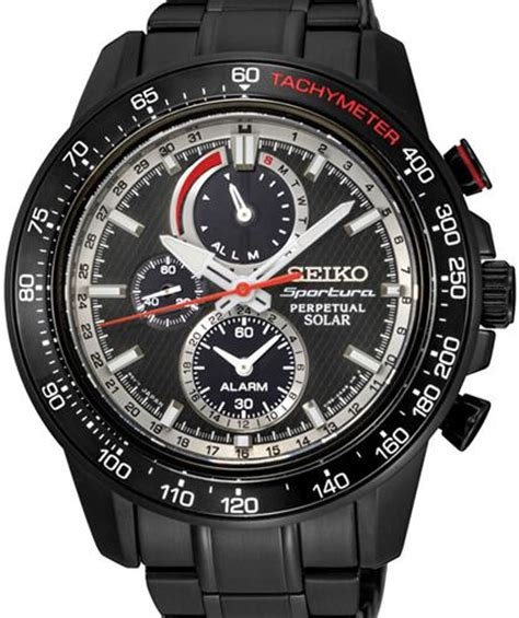 Seiko Sportura Barca Silver Steel sportura solar chronograph ssc373 seiko sportura wrist