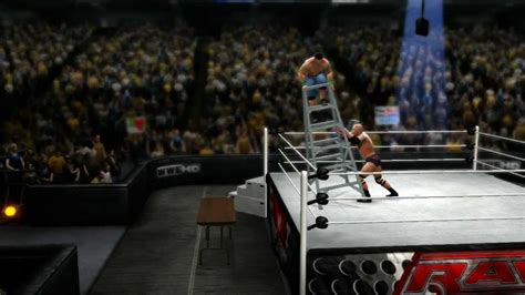 wwe table for 3 wwe 13 extreme table moments youtube