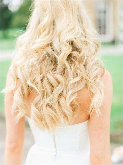 Wedding Hair Soft Curls by 1000 Ideas About Soft Wedding Hair On Wedding