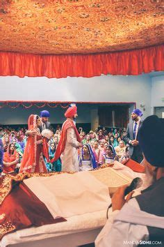 Sikh Wedding Checklist Uk by 6 Indian Wedding Gurdwara Ceremony Indian Wedding