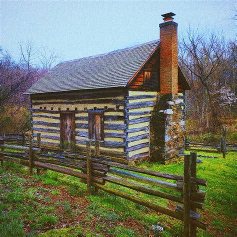 Pauls Cabin by Oakley Cabin Photograph By Paul Kercher