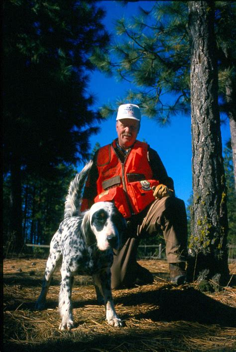 setter dog training dog trainer breeder left legacy with mahoney setters