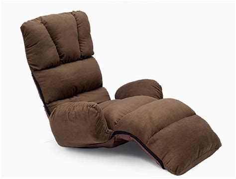 the sleep chair aliexpress buy upholstered armchair floor seating furniture 4 colors modern folding lazy
