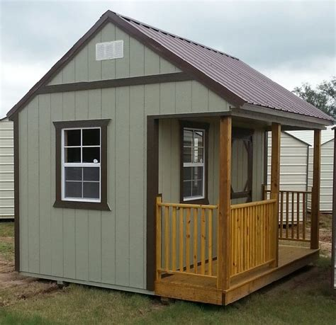 Shed Rent by Rent To Own Storage Buildings Sheds Garages Cabins