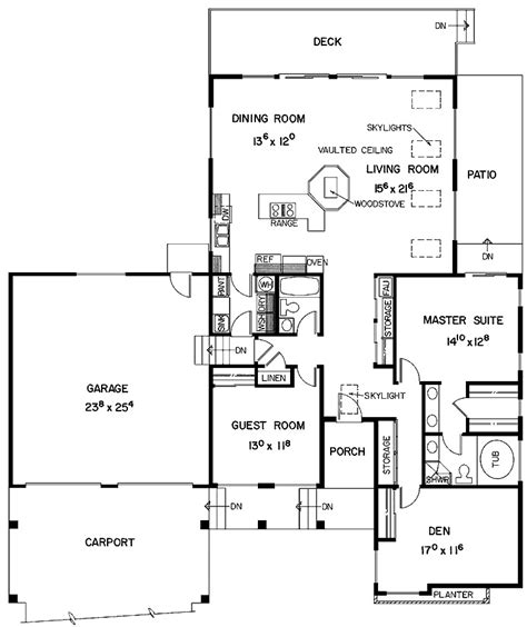 small spacious house plans elegant modern minimalist spacious two bedroom house plans design