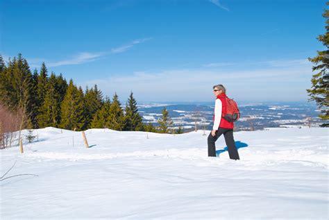 wandlen zum ausziehen wandern im schnee winterwanderungen allg 228 u
