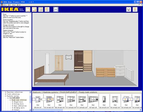 Furniture Planner | 10 best free online virtual room programs and tools