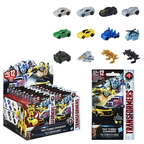 Transformers The Last Tiny Turbo Changers Series 1 Blind Bag transformers tiny turbo changers series 1 6 pack hasbro transformers transformers at