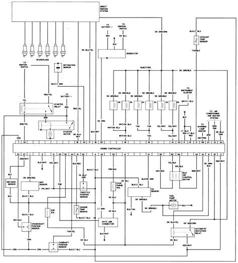 wiring diagrams automotive chrysler 1989 repair