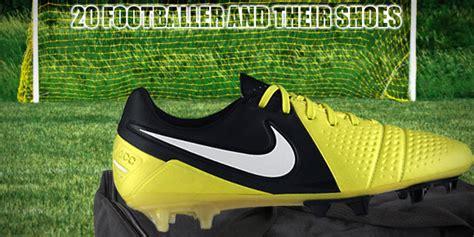Sepatu Bola Yang Dipakai Messi 20 pesepakbola dan model sepatu yang digunakan sergio