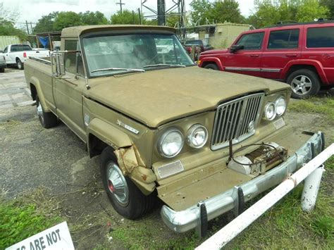 1966 jeep gladiator 1966 jeep gladiator pickup for sale hotrodhotline