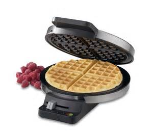 Cuisinart Classic Toaster Wmr Ca Round Classic Waffle Maker Waffle Makers