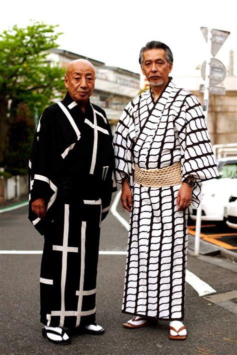 Kimono Santai Wanita Dan Pria yukata adalah kimono nonformal yang dipakai pria dan
