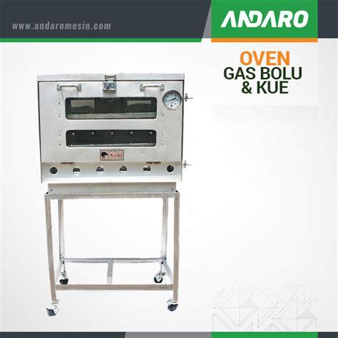 Oven Gas Ukuran Sedang oven gas 1 pintu ukuran 60 cm andaro mesin