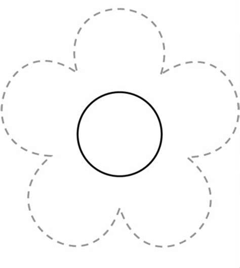 flower tracing lovetoteach org free printable worksheets
