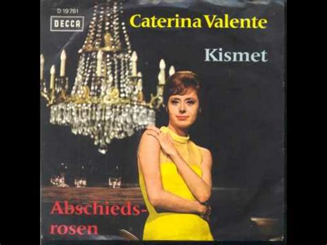 caterina valente amapola caterina valente poinciana song of the tree funnycat tv
