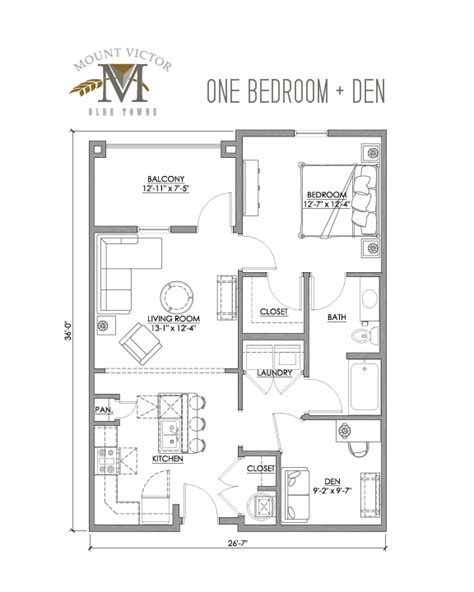 One Bedroom Apartments In Bowling Green Ky - apartment floor plans olde towne apartments