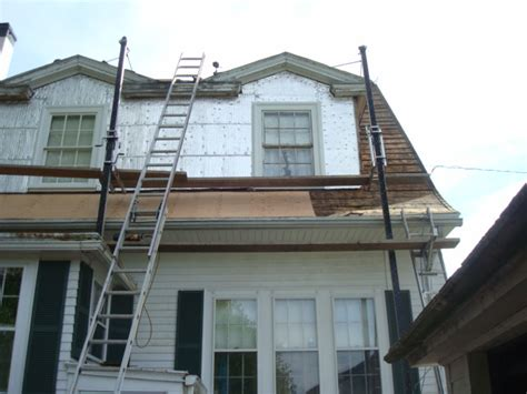 dutch colonial roof dutch colonial roof and siding restoration john the