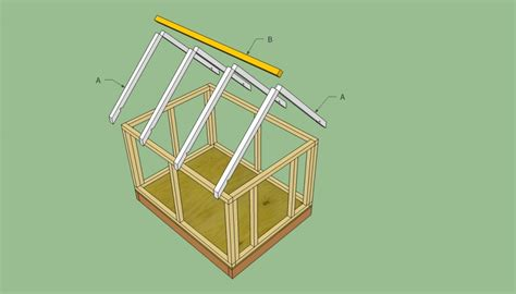 how to build a simple dog house step by step dog house plans free howtospecialist how to build step by step diy plans