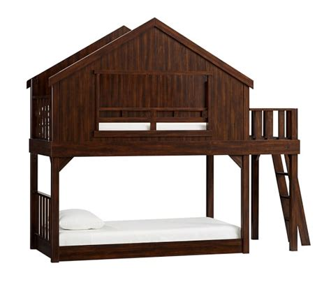 pottery barn treehouse bed tree house bunk pottery barn kids
