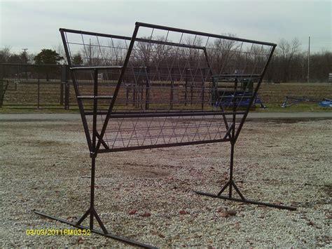 The Hay Rack by Free Standing Hay Rack Hay Feeder Hay Rack
