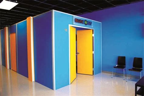 Modular Rooms by Modular Privacy Rooms Style Nails Magazine