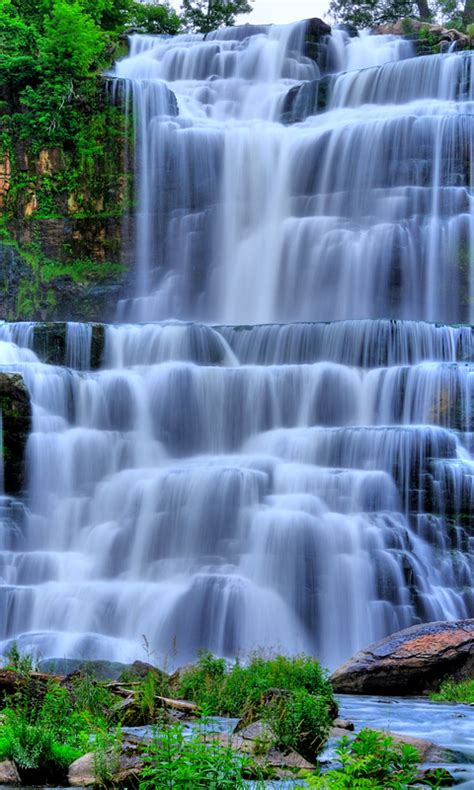 waterfalls  hd wallpapers wallpapersafari
