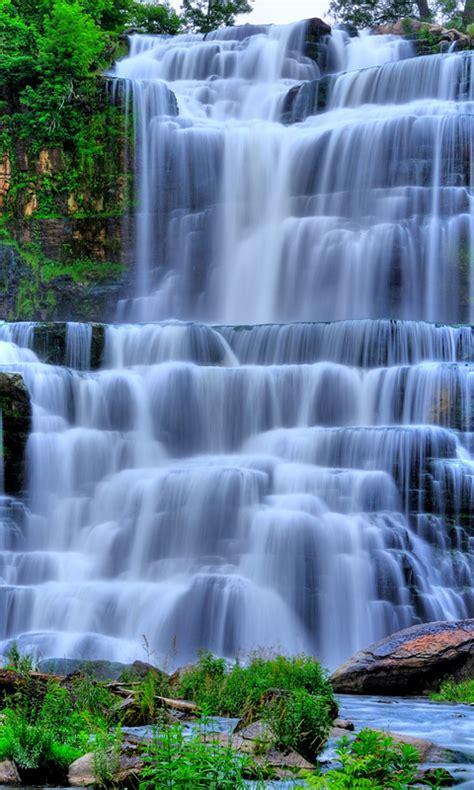 waterfalls  hd wallpapers wallpapersafari