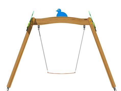 swing kollektion schaukel aus edelstahl und holz tree swing kollektion