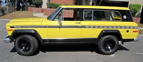 1977 jeep chief 1977 jeep chief classiccars com journal