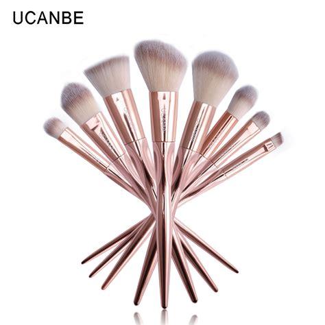 Promo Oval Foundation Brush Make Up Brush Keren makeup brushes