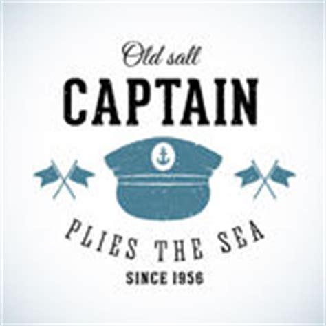 Retro Sea Captain Vector Label Or Logo Template Stock Vector Image 52833396 Captain Label Template