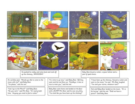 picture books to teach sequencing whatever next story sequencing with pictures by fionam