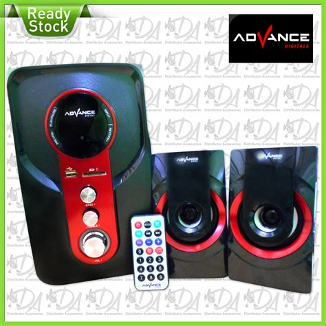 Advance 260 Bt by Speaker Advance M260 Bt Bluetooth Elevenia