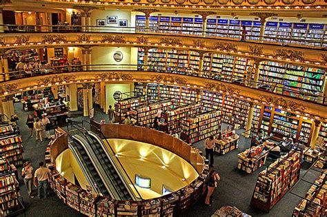 librerias buenos aires el ateneo grand splendid la segunda librer 237 a m 225 s