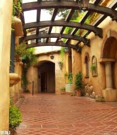 Spanish Colonial House Plans 25 Best Ideas About Hacienda Style Homes On Pinterest