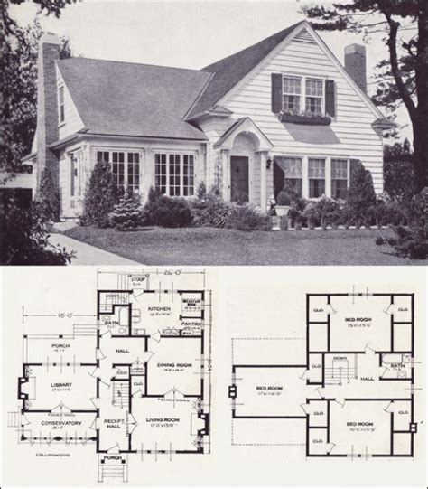 25 best ideas about vintage house plans on pinterest bungalow pertaining to antique home
