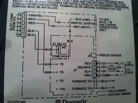 dometic duo therm wiring diagram 32 wiring diagram