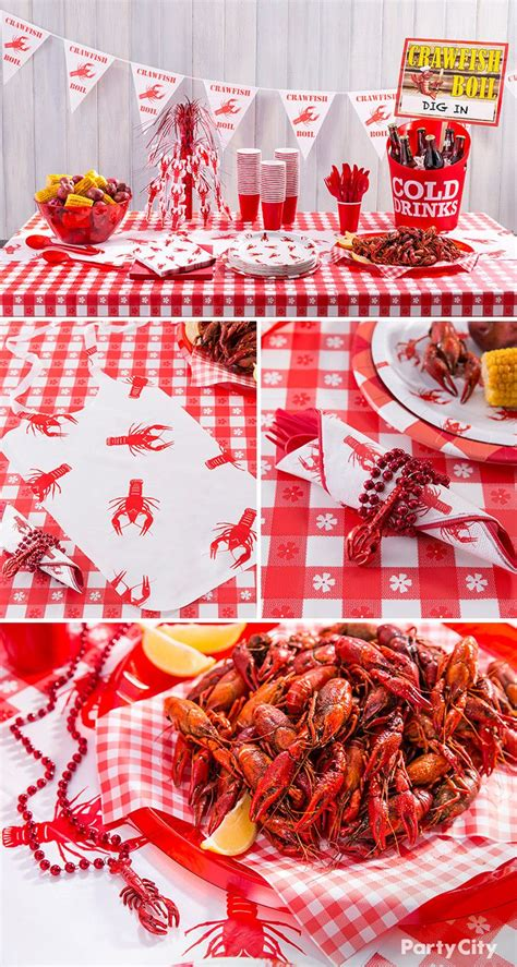 Crawfish Boil Decorations by 25 Best Ideas About Crawfish On Lobster