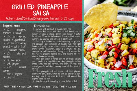 salsa recipe card template scrapping with liz time to grill recipe templates and pages