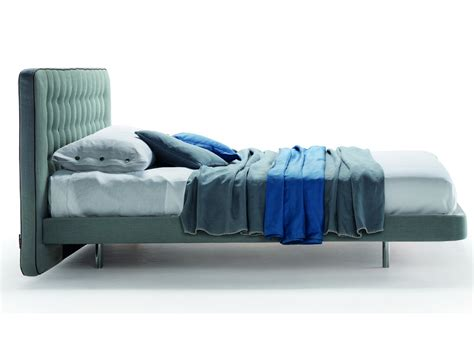 bed with upholstered headboard dedalo up by d 233 sir 233 e