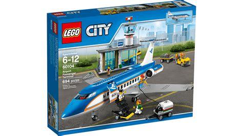 60104 le terminal pour passagers lego 174 city produits