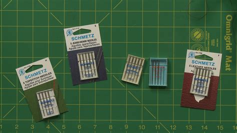 Best Quilting Needles by The Best Sewing Machine Needles For Quilting