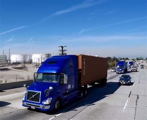 volvo highway trucks volvo trucks successfully demonstrates on highway truck